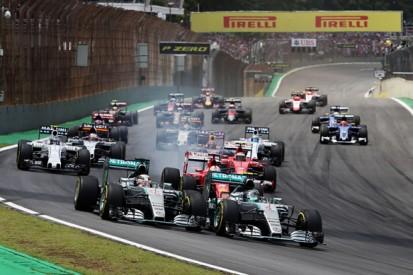 How Rosberg put Hamilton on the back foot