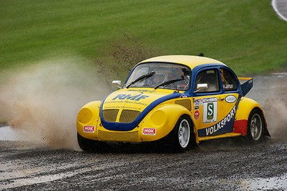 When Button swapped F1 for rallycross