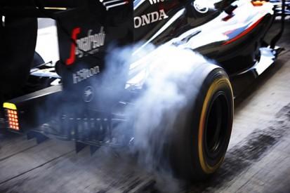 F1 teams reveal 2016 tricks in Abu Dhabi