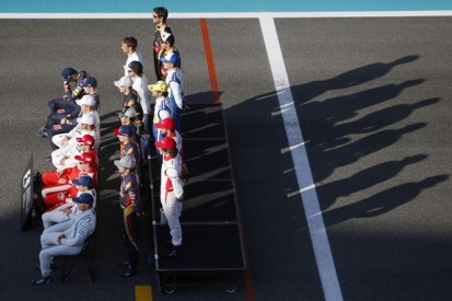 Who is F1's personality of the year?