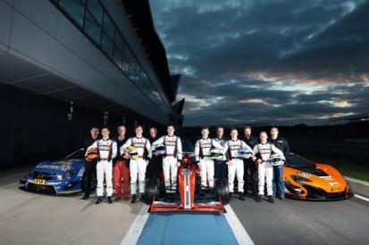 McLaren Autosport BRDC Award: The secret finalist