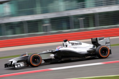 McLaren tests a 17-year-old