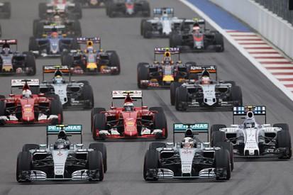 Formula 1 2015 driver ratings