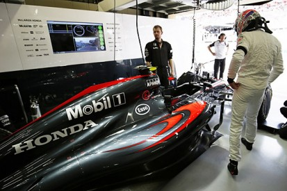 McLaren-Honda's woeful reunion