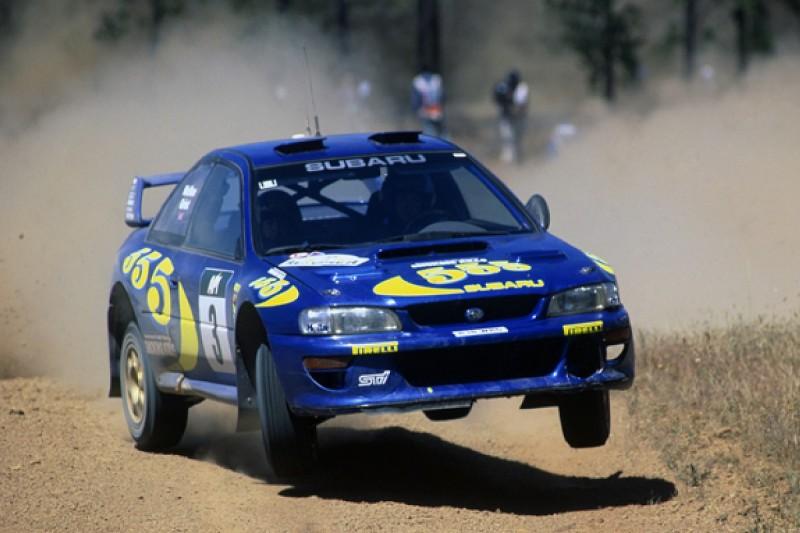 Fast Failures: Subaru's WRC monster