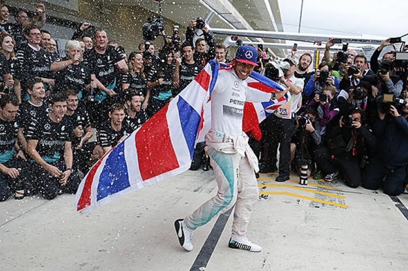 What British legends think of Hamilton