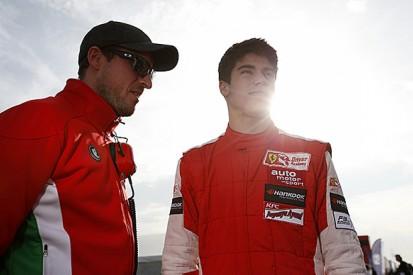 Busting myths about a rich F1 hopeful