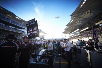 What trouble awaits Formula 1 in 2016?