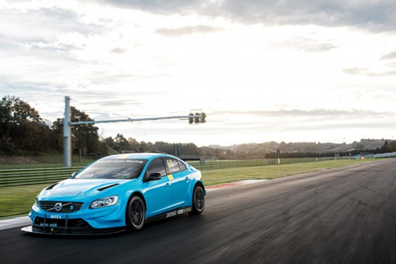 Volvo's plan to conquer the WTCC