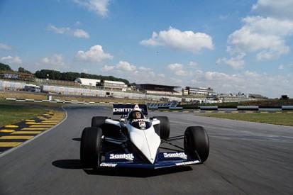 Senna, Moss and the Brabham BT52