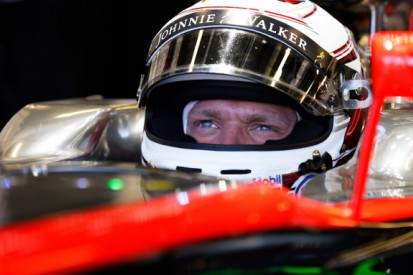 Why Magnussen deserves a second chance