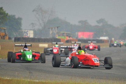 Schumacher, Newey and snakes in India