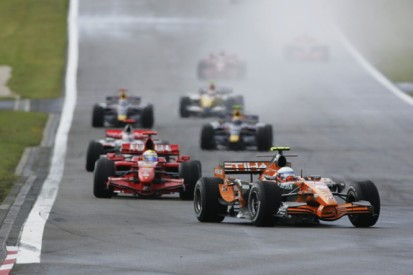 Why can't F1 produce underdog shocks?
