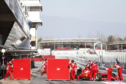 Don't forget F1 testing's unsung heroes