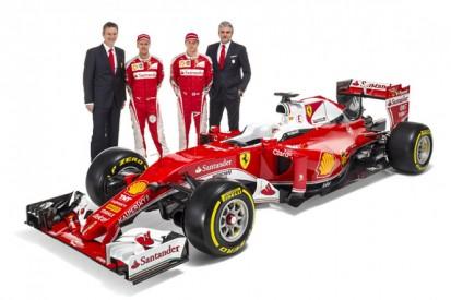 Technical analysis: Ferrari SF16-H