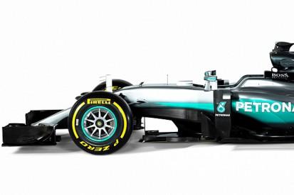 Technical analysis: Mercedes W07