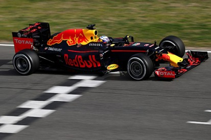 Technical analysis: Red Bull RB12