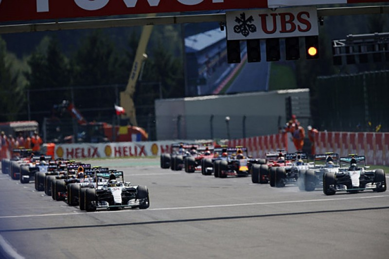 F1 tackles questions nobody is asking