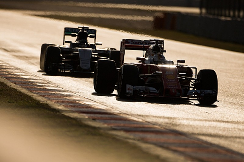 Ferrari/Mercedes can hold F1 to ransom