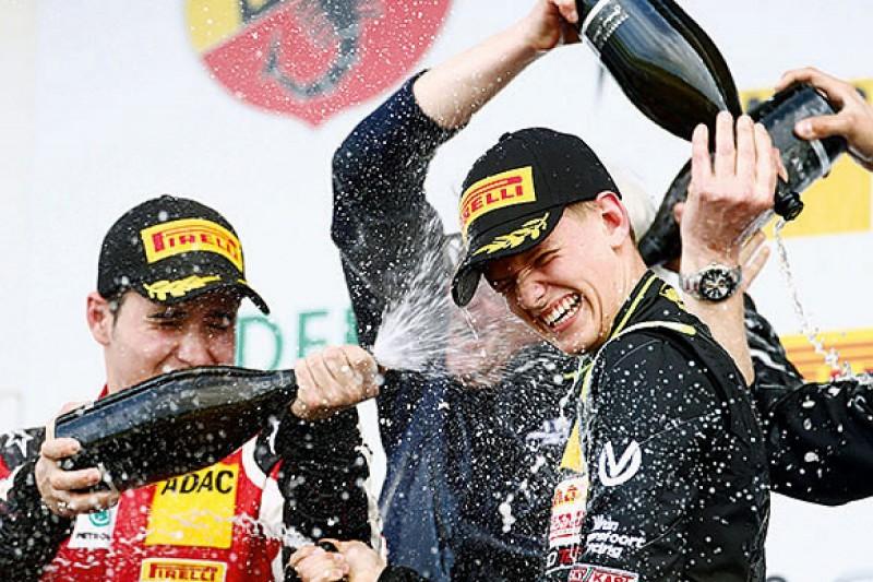 How good is Schumacher Jr?