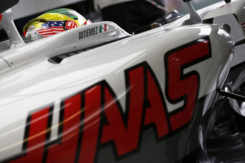 Has Haas opened the customer car door?