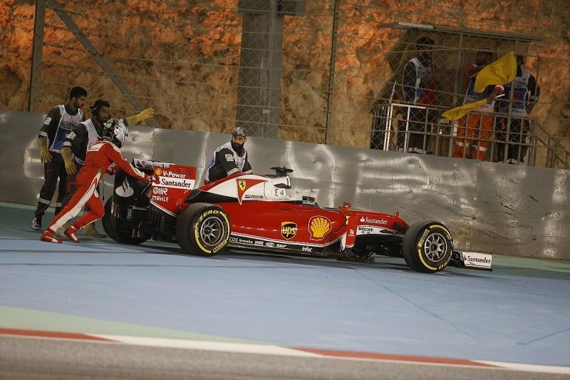 Is Ferrari in trouble in Bahrain?