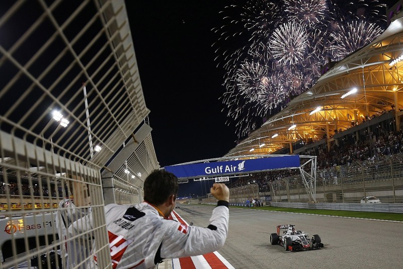 Why Haas is good for F1