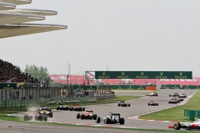 Chinese Grand Prix driver ratings