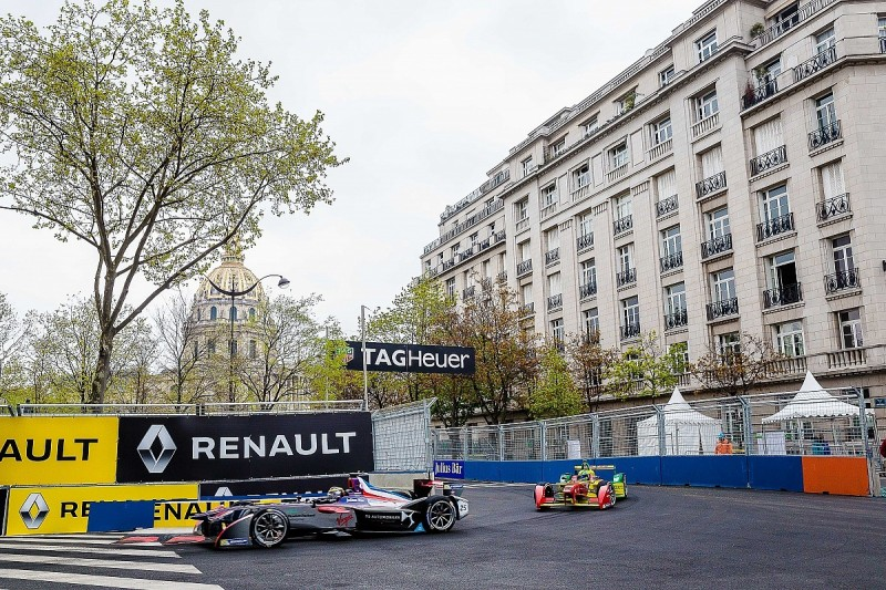Why Formula E is streets ahead of F1 for carmakers