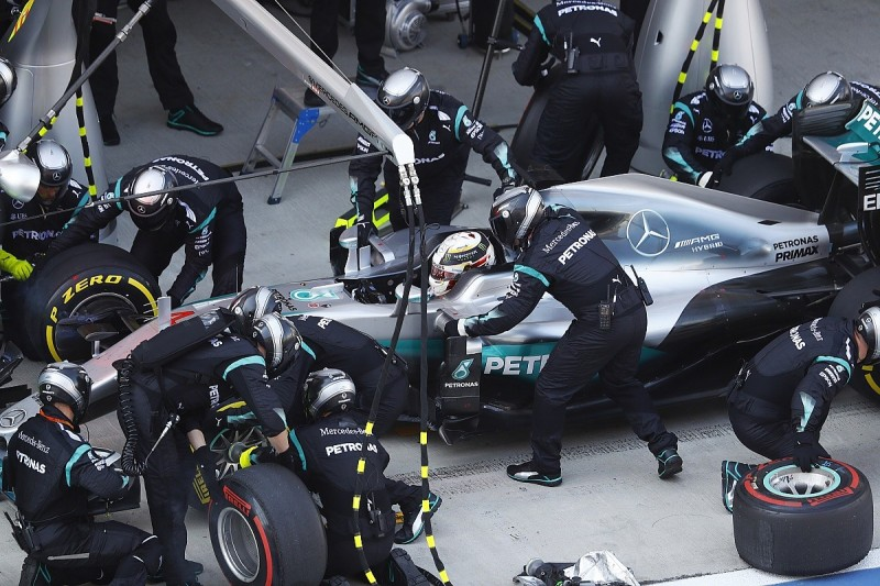 Mercedes is right to confront the 'lunatics'