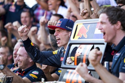 Verstappen's age masks the real story