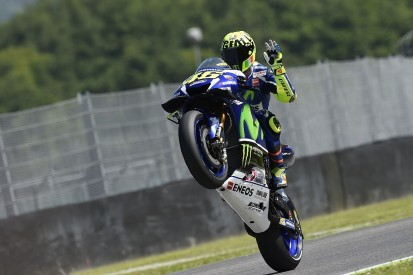 The good and bad of Rossi's popularity