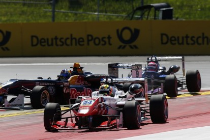 Why track-limits rules are enraging F3 drivers