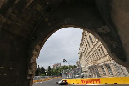 Is Baku's 220mph street track F1's Macau?
