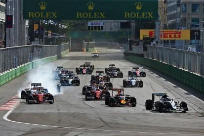 European Grand Prix driver ratings