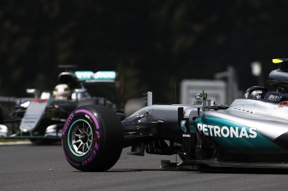 Rosberg was right to stand up to Hamilton