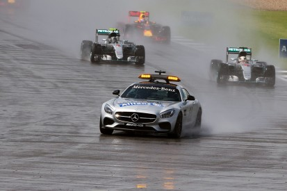 F1 is doomed to safety car starts