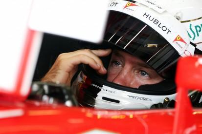 How long until Vettel's patience runs out?