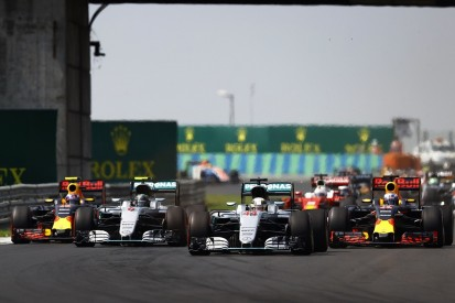 Why Red Bull failed to fight Mercedes in Hungary