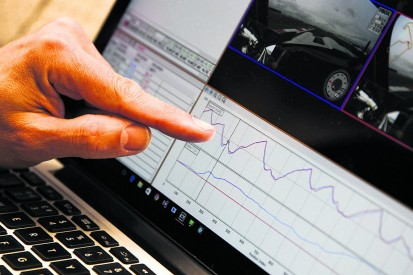 How data can make you a better racing driver
