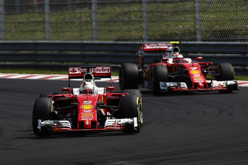 Ferrari never learns from its mistakes