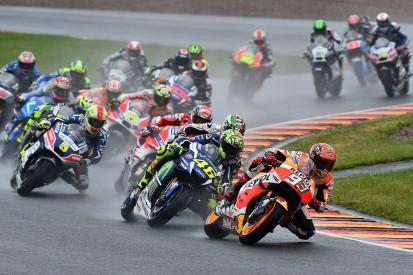Who is under pressure in MotoGP?