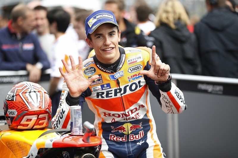 Marc Marquez: How to win the MotoGP title