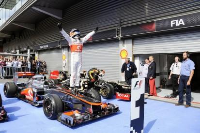 Jenson Button's 10 greatest F1 races ranked: Spa, Suzuka and more