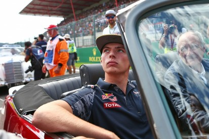 Time for Verstappen to choose his path