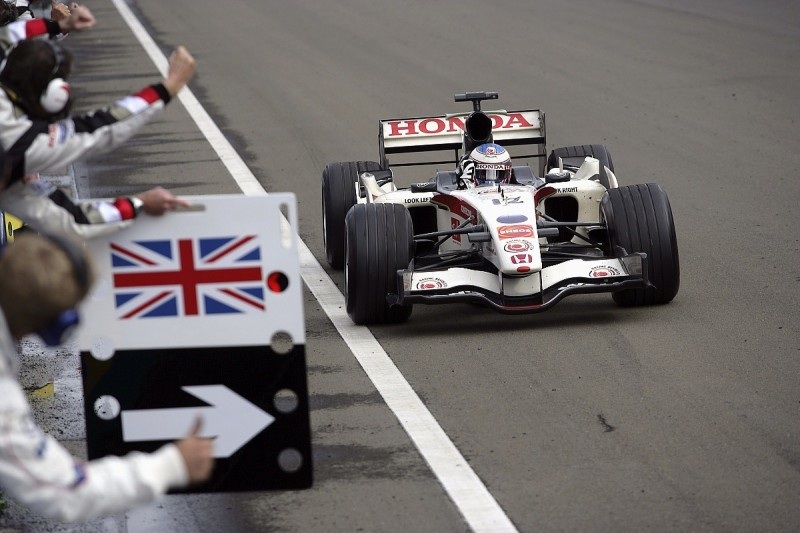 Jenson Button on his Formula 1 career