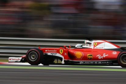 Monza showed how far Ferrari has fallen
