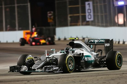 Why Mercedes had a lucky escape in Singapore