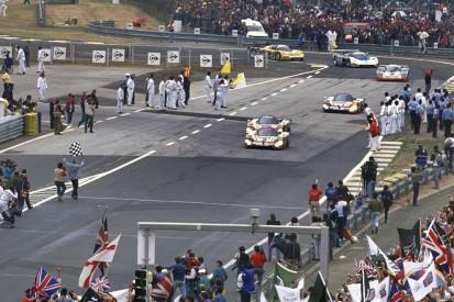 The races that built the Jaguar legend