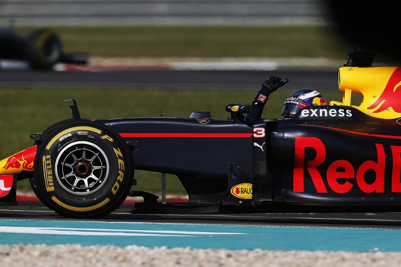 How the slower Red Bull won in Malaysia